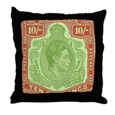bermuda-kgv-10s Throw Pillow