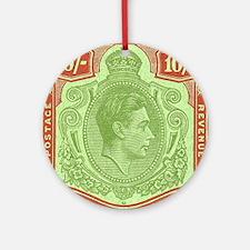 bermuda-kgv-10s Round Ornament