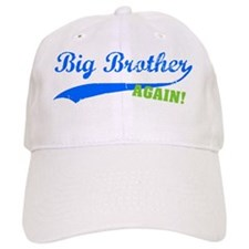 bigbrother_blue_again Baseball Cap