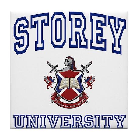 STOREY University Tile Coaster
