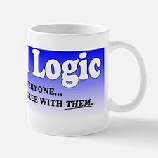 Liberal Logic Mug