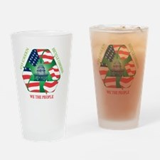 Recycle Congress  Drinking Glass
