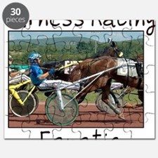 Harness Racing Fanatic Puzzle