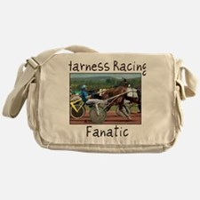 Harness Racing Fanatic Messenger Bag