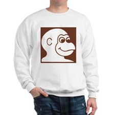 Happy Monkey Sweatshirt