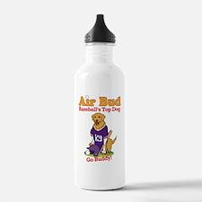 BaseballAirBud Water Bottle