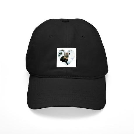 Little Fox Black Cap