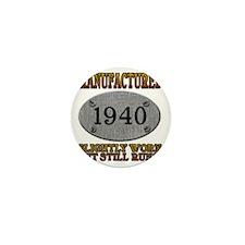 1940 Mini Button