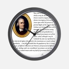 - They wish to see a line drawn Wall Clock