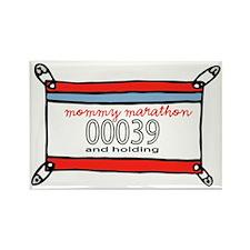 bigmarathon Rectangle Magnet