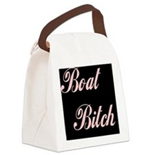 BOAT BITCH PILLOW Canvas Lunch Bag
