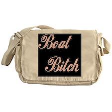 BOAT BITCH PILLOW Messenger Bag
