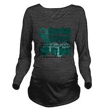 sister Long Sleeve Maternity T-Shirt