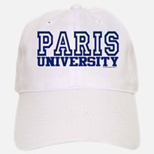 PARIS University Baseball Baseball Cap