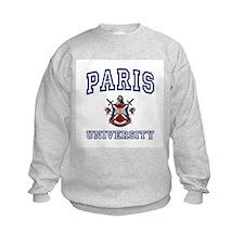 PARIS University Sweatshirt