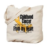 Childhood cancer Bags & Totes