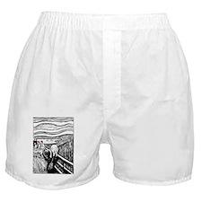 Morris Dancers Screamf Boxer Shorts