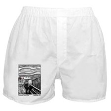 Newtowne Morris Dancers Screamf Boxer Shorts