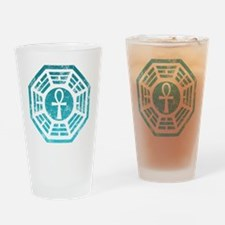 Dharma Ankh Drinking Glass