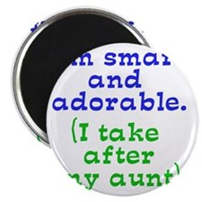 smart-and-adorable Magnet