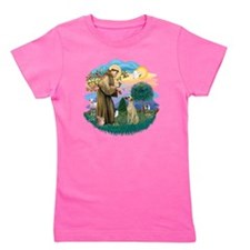 Sloughi (sit) - St Francis 2R Girl's Tee