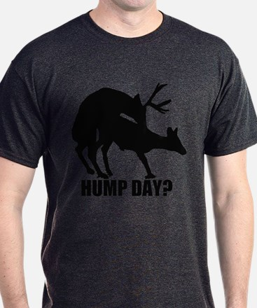 Mule deer hump day T-Shirt