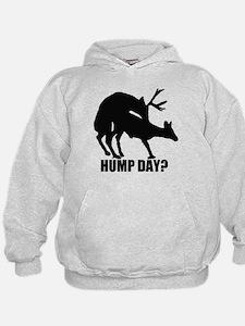 Mule deer hump day Hoodie