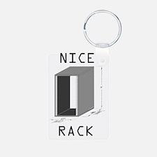 NiceRack Keychains