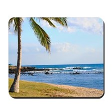 Palm Tree Paradise Mousepad