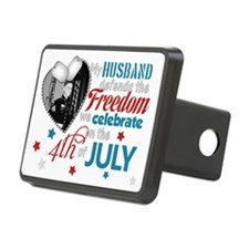 T13My_DefendstheFreedomAng Hitch Cover