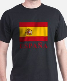 2-Flag_of_Spain3 T-Shirt