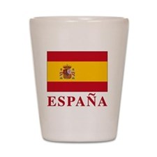 2-Flag_of_Spain3 Shot Glass