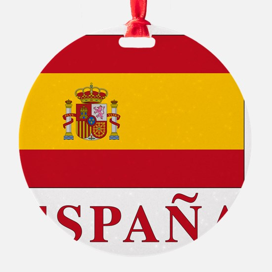 2-Flag_of_Spain3 Ornament