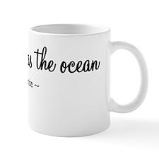shallowoceanB Mug