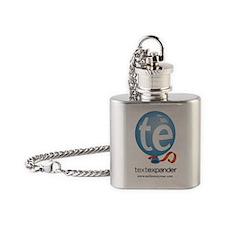te_waterbottle2 Flask Necklace