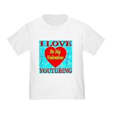 I Love YouTubing T