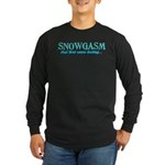 Snowgasm Long Sleeve Dark T-Shirt