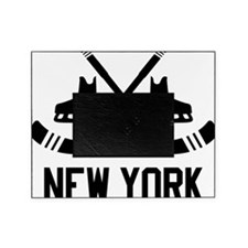 New York Hockey Picture Frame
