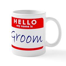 ART Groom Mug