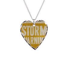 castle-retro-storm-warning Necklace
