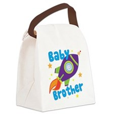 babybrotherrocket Canvas Lunch Bag