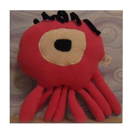 One-eyed Octopus Tile Coaster