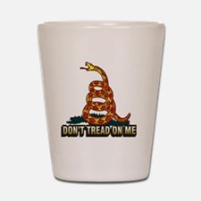Dont Tread On Me 6x6 Shot Glass