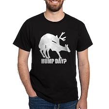 Mule deer hump day T-Shirt