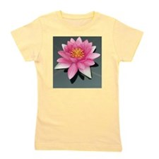 Fragrant Waterlily Girl's Tee