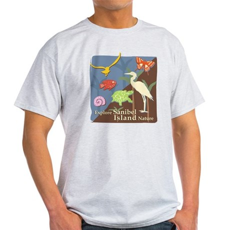 Sanibel_Nature Light T-Shirt