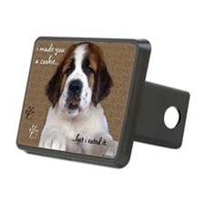 stbernardimadeyouacookie Hitch Cover