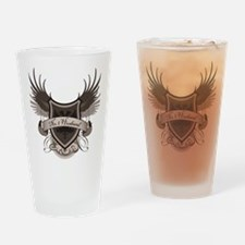 Number-1-Husband Drinking Glass