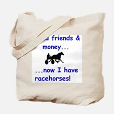 race horse Tote Bag