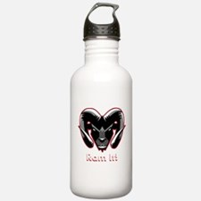 Ram It Mens Stylish T Shirt Water Bottle
